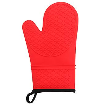 Silicone Oven Gloves Heat Resistant Kitchen Oven Mitts