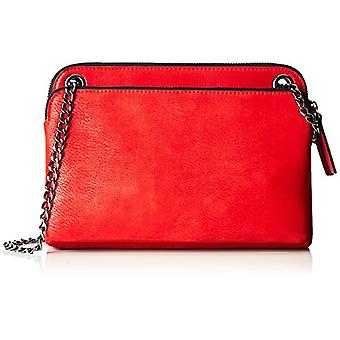 s.Oliver (Bags) 39.711.94.7958 - Women's crossbody bags, Rot (Cayenne Red), 4.5x17x24 cm (B x H T)