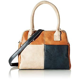N.V. Bags Lucy, Women's, Navy/Tan, One Size Draw Bag