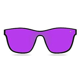 Hanukeii Mavericks Óculos de Sol, Preto, 142 Unisex-Adulto(3)