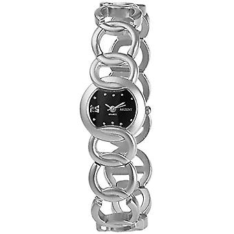 Akzent analoge horloge quartz vrouw met riem in geen SS7121000077