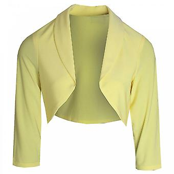 Frank Lyman Women's Long Sleeve Jersey Bolero