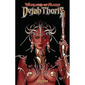 Marsin sotaherra: Robert Place Naptonin Dejah Thoris Volume 5 (Paperback, 2014)