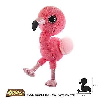 Orbys Flamingo 25cm Muhkea