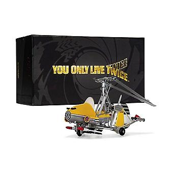 Corgi CC04604 Gyrocopter Little Nellie James Bond You Only Live Twice 1:36 Scale