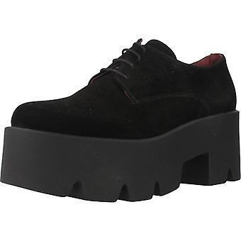 Yellow Zapatos Casual SicÍlia Color Negro