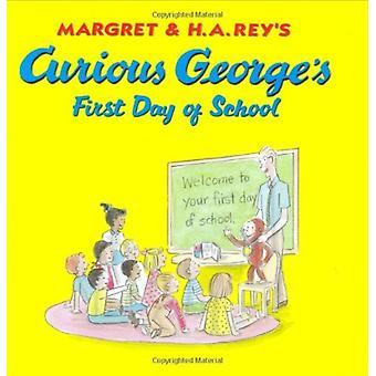 Utelias Georges ensimmäinen koulupäivä kirjoittanut H A Rey