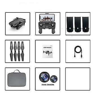 Mini Gps Drone Professional Hd Dual Camera Wifi Fpv skladací dron quadcopter