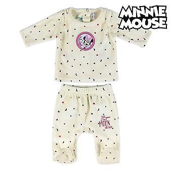 Children's Pyjama Minnie Mouse 74604 White