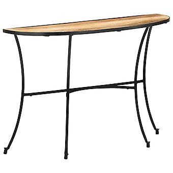 vidaXL sivupöytä 110x40x77 cm Mango massiivipuu