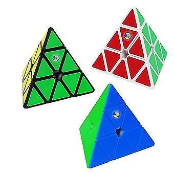 مثلث الهرم سحر سرعة مكعب - ألعاب تعليمية
