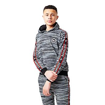 Hype Boys Space Dye Taped Pullover Hoodie