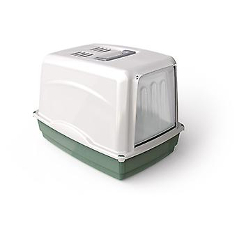 Freedog Toilet Breeze Covered Cat Litter Pan