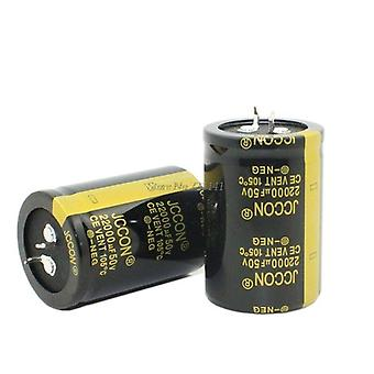 50v 22000uf 35x50mm 35x50 Alumiini Elektrolyyttinen kondensaattori