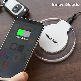 Qi Беспроводное зарядное устройство для смартфонов Wh InnovaGoods
