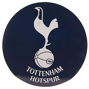 Tottenham Hotspur FC Big Crest Ronde Sticker
