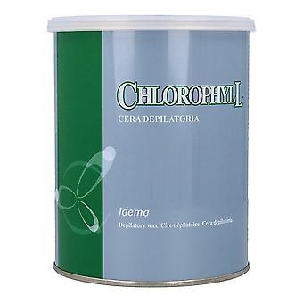 Kroppshårborttagning Vax Idema Can Klorofyll (800 ml)