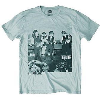 Beatles unisex premium tee: grottan 1962