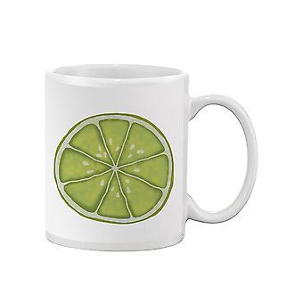 A Slice Of Lime Mug -SPIdeals Designs