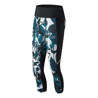 Sport leggings for Women  PRINT IMPT WP New Balance 83227NOS Black