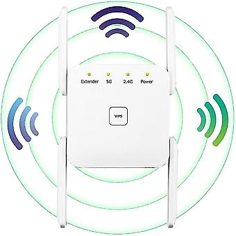 Repeaters transceivers wifi extender internet booster 1200mbps