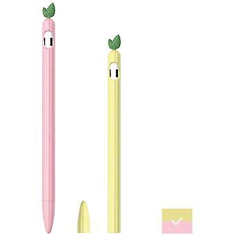 Étui pour Apple Pencil Case 2ème antidérapant Apple Pencil Tip Soft Silicone