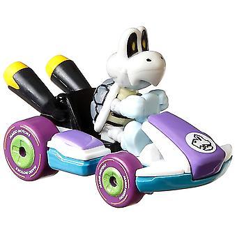 Hot Wheels Mario Kart - Dry Bones Standard Kart