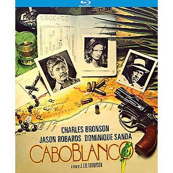 Cabo Blanco (1980) importer des USA du Aka Caboblanco [Blu-ray]