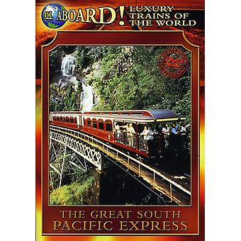 Great South Pacific Express [DVD] USA import