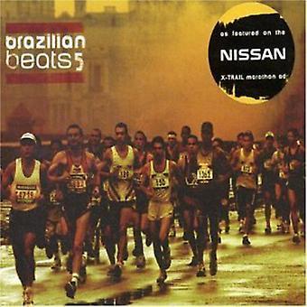 Brazilian Beats - Vol. 5-Brazilian Beats [CD] USA import
