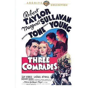 Three Comrades [DVD] USA import