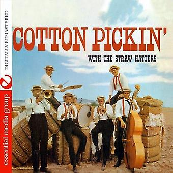 Straw Hatters - Cotton Pickin' with the Straw Hatters [CD] USA import