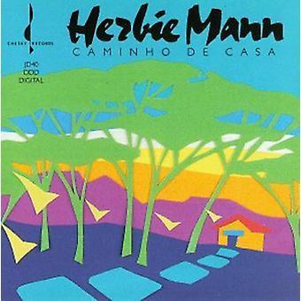 Herbie Mann - Caminho De Casa [CD] USA import