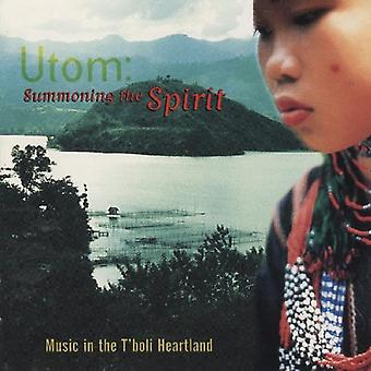 Utom: Summoning the Spirit - Utom: Summoning the Spirit [CD] USA import