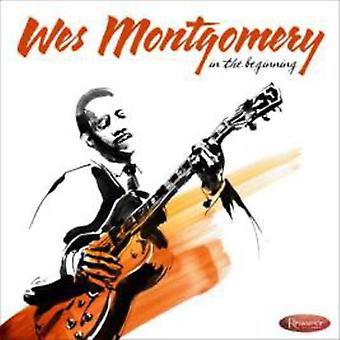 Wes Montgomery - In the Beginning [CD] USA import