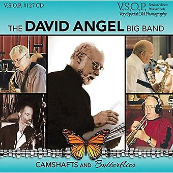 David Angel - Camshafts & Butterflies [CD] USA import