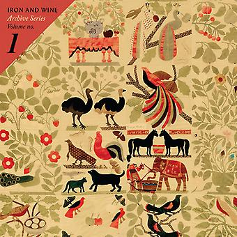 Iron & Wine - Archive Series Volume No 1 [CD] USA import