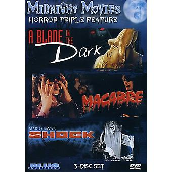 Midnight Movies - Midnight Movies: Vol. 1-Horror Triple Feature [DVD] USA import