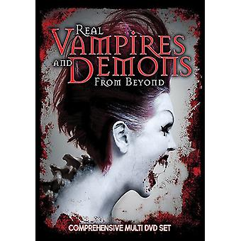 Real Vampires & Demons From Beyond [DVD] USA import