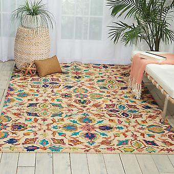 Vib08 dywany żywe Kości Słoniowej przez Nourison