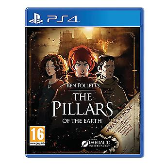 The Pillars of the Earth PS4 Video Game