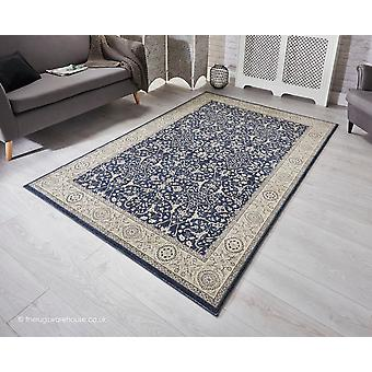 Richmond orientalske blå tæppe