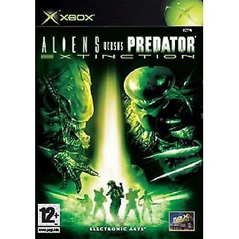 Aliens vs Predator Extinction (Xbox) - New