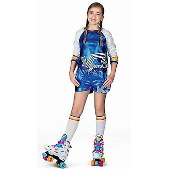 Kinder Kostüme Rollschuh Anzug K3