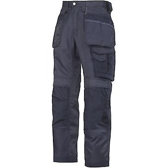 Snickers Mens Dura Twill Craftsmen Reinforced Durable Work Trousers