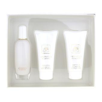 Clinique aromaten in witte Essentials 3 delige Gift Set
