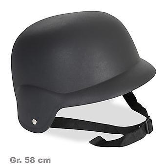 Bikerhelm casco casco moto
