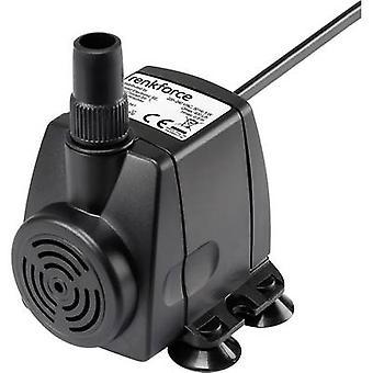 Renkforce Indoor fountain pump 400 l/h 0.8 m