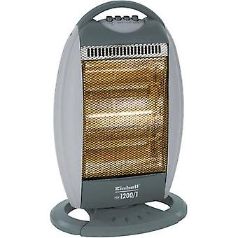 Einhell 2338450 Halogen heater 14 m² Grey