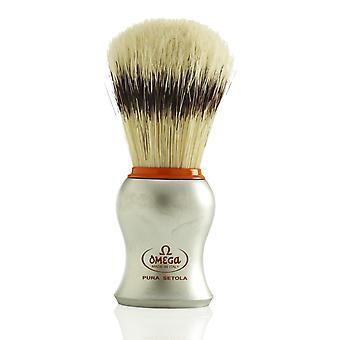 Omega 11573 Pura setola Pennello da barba